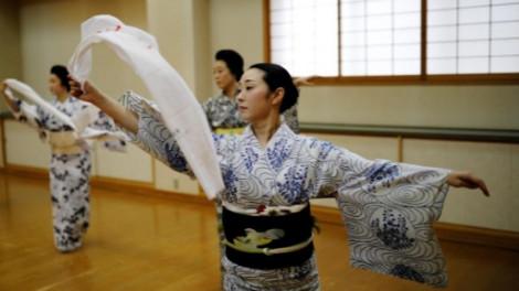 Những nàng geisha Nhật Bản u sầu vì dịch COVID-19