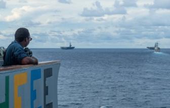 Mỹ có thể trừng phạt các công ty, cá nhân giúp Bắc Kinh bành trướng Biển Đông