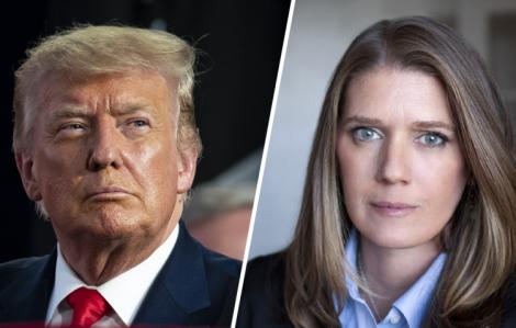 """Tổng thống Donald Trump nói sách cháu gái viết về ông là """"bịa đặt đáng sợ"""""""