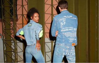 Xuất hiện loại đồ jeans có khả năng ngăn chặn COVID-19?