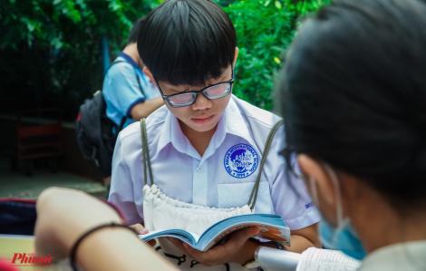 Sở GD-ĐT TP.HCM công bố đáp án các môn thi vào lớp 10