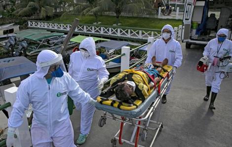 Trong 1 ngày toàn cầu có thêm gần 260.000 ca nhiễm SARS-CoV-2