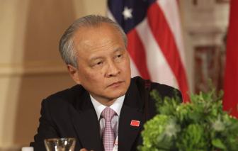 Đại sứ Trung Quốc: Mỹ cần phải lựa chọn Trung Quốc hay không Trung Quốc