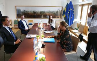 Các nước EU đạt thỏa thuận về gói kích thích kinh tế 390 tỷ euro