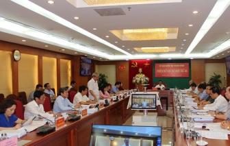 Ủy ban Kiểm tra Trung ương đề nghị kỷ luật nhiều lãnh đạo cấp cao