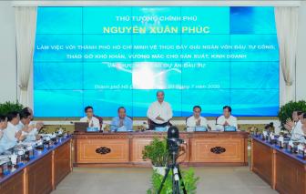 Thủ tướng Nguyễn Xuân Phúc: Không thể vì một số sai phạm mà TPHCM chùn bước trong phát triển