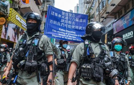 Anh đình chỉ vô thời hạn thỏa thuận dẫn độ với Hồng Kông