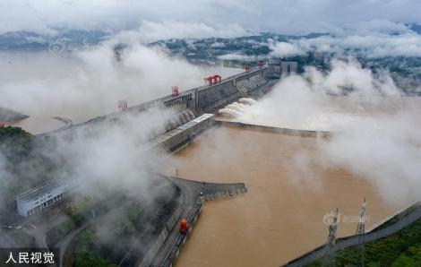 Chuyên gia chỉ trích đập Tam Hiệp không xả nước theo đúng quy trình nhằm tăng sản lượng điện