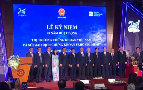 Thủ tướng: Thị trường chứng khoán Việt Nam đang từng bước mang tầm vóc quốc tế