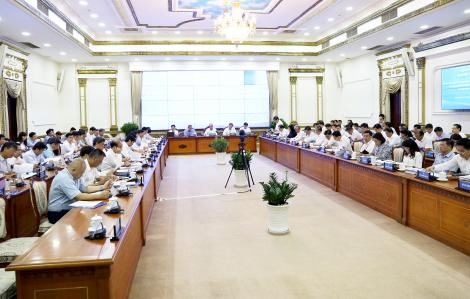 TPHCM kiến nghị giao đất Khu phức hợp thông minh - Thủ Thiêm Eco Smart City không qua đấu giá