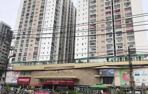 """Dự án Oriental Plaza: Nhà dân ở, Sở vô tư """"nhào nặn"""""""