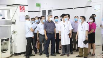 """Số ca bạch hầu tăng nhanh, các bệnh viện """"méc"""" Bộ Y tế vì khó mua thuốc"""