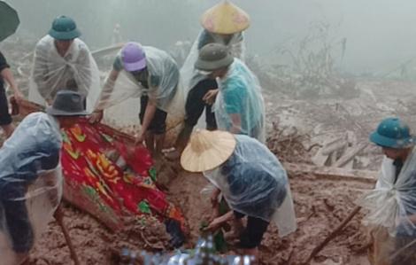 5 người chết, 2 người bị thương sau một cơn mưa lớn tại Hà Giang