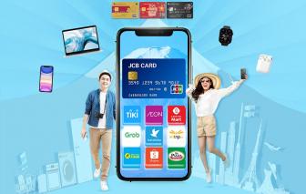 Cùng thẻ Agribank JCB tận hưởng nhiều quà tặng hàng đầu của Apple