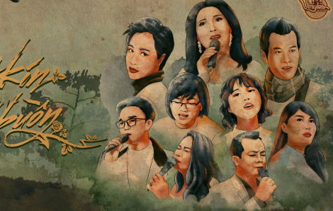 Tái hiện chuyện tình của Lê Uyên & Phương trong đêm nhạc từ thiện
