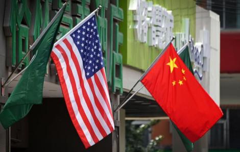 Lãnh sự quán Trung Quốc bất ngờ bốc cháy sau khi Mỹ yêu cầu đóng cửa