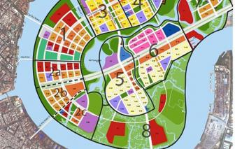 Đấu giá hơn 300.000 m2 đất tại Khu đô thị mới Thủ Thiêm