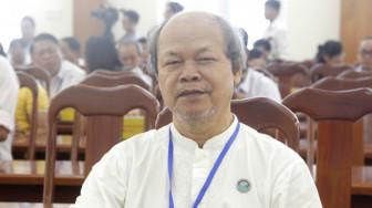 """Giáo sư - Tiến sĩ Nguyễn Hoàng Trí: """"Dự án lấn biển Cần Giờ, nếu không tuân thủ thì mời anh đi ra"""""""