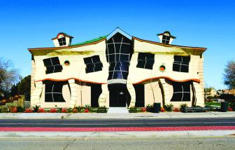 Những tòa nhà ngộ nghĩnh ở Mỹ