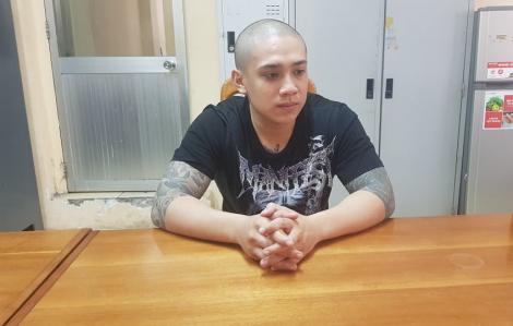 """Đối tượng khởi xướng vụ """"băng áo cam"""" đập phá quán nhậu ở Sài Gòn ra đầu thú"""