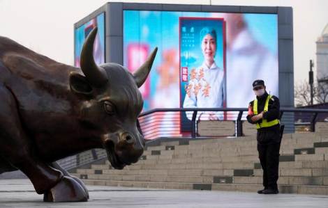 Cổ phiếu châu Á tuột dốc khi Mỹ đóng cửa lãnh sự quán Trung Quốc ở Houston