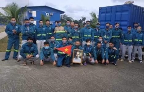 250 công dân Việt Nam từ Guinea Xích đạo về sẽ cách ly ở đâu?