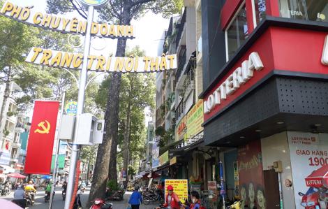 Thay chợ truyền thống bằng phố đi bộ, phố chuyên doanh