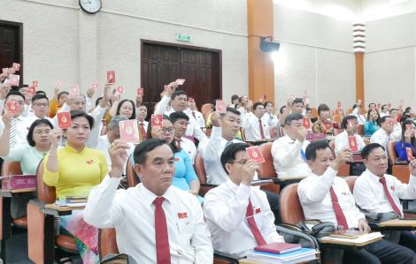 Quận Tân Phú hoàn thành mục tiêu không còn hộ nghèo trước hạn 2 năm
