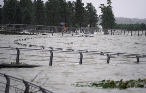 Thảm hoạ lũ lụt tàn phá Trung Quốc