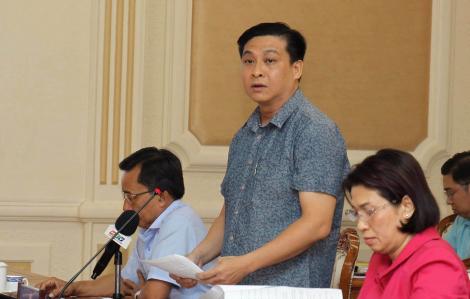 UBND TPHCM sẽ công khai thông tin dự án lấn biển Cần Giờ