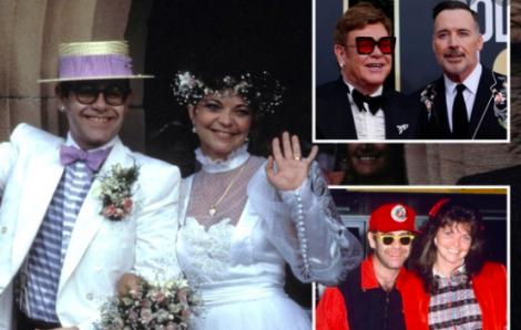 Vợ cũ đòi hơn 60 tỷ đồng vì Elton John tiết lộ về cuộc hôn nhân trong tự truyện