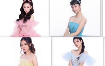 Ngắm 5 mỹ nhân Việt diện váy công chúa