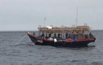 """Nhật Bản cáo buộc Trung Quốc chịu trách nhiệm cho hàng trăm """"thuyền ma"""" từ Triều Tiên"""