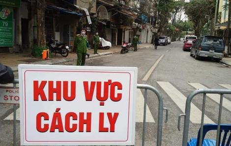 Nghệ An, Bắc Giang yêu cầu khai báo, cách ly với người từ Đà Nẵng về