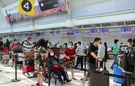 Việt Nam đón thêm 340 công dân từ Canada về nước