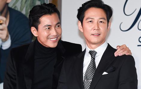 Jung Woo Sung và Lee Jung Jae tái hợp màn ảnh sau 21 năm