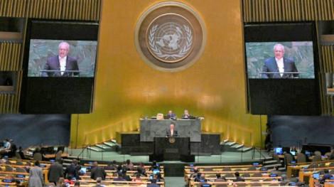 Úc gửi công hàm lên Liên Hiệp Quốc, bác bỏ mọi yêu sách của Trung Quốc về Biển Đông