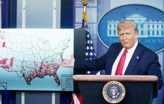 COVID-19 làm đảo lộn giấc mơ tái đắc cử của Tổng thống Donald Trump
