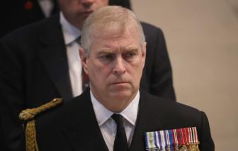 Hoàng tử Anh Andrew có thể vướng vào cuộc điều tra của Mỹ