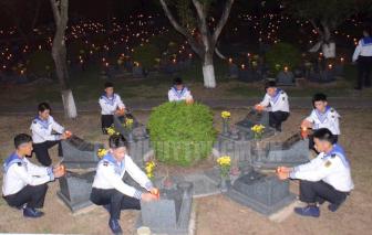 Tuổi trẻ Việt Nam mãi mãi khắc ghi công ơn các anh hùng liệt sĩ