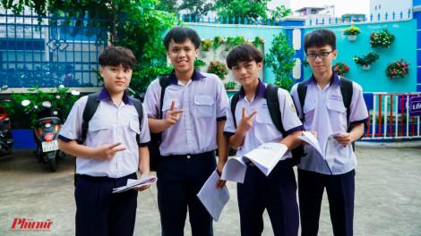 Sáng nay 27/7, TPHCM công bố điểm thi lớp Mười