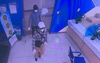 Công an Hà Nội công bố nhân dạng 2 đối tượng nổ súng cướp hơn 900 triệu đồng của BIDV