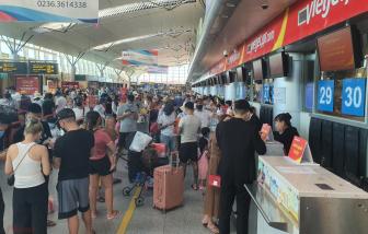 Dừng các phương tiện vận chuyển đi từ/đến Đà Nẵng sau 0g ngày 28/7, trừ chuyến bay giải tỏa du khách