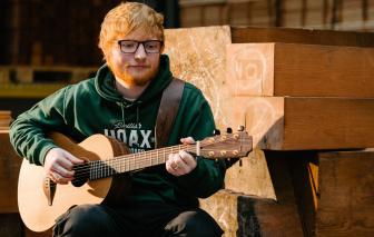 """""""Hoàng tử tình ca"""" Ed Sheeran: """"Càng giàu có, tôi càng ít bạn"""""""