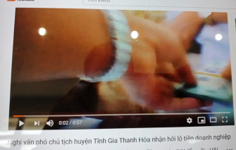 Vụ bắt nhóm quay clip tống tiền ở Thanh Hóa: Một Phó chủ tịch của thị xã Nghi Sơn từng bị tống tiền 20 tỷ đồng