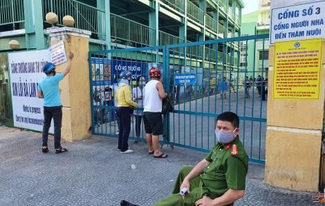30 bệnh nhân, người nhà tự ý rời Bệnh viện Đà Nẵng khi đang cách ly