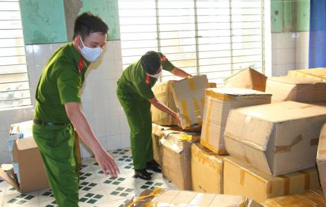 Sau các ca nhiễm COVID-19 mới, lại xuất hiện tình trạng kinh doanh khẩu trang không xuất xứ