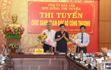 Đắk Lắk tổ chức thi tuyển Giám đốc Sở Công thương