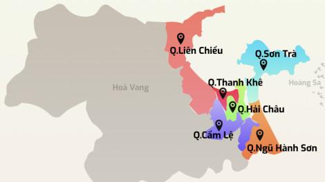 Từ 0 giờ ngày 28/7, Đà Nẵng giãn cách triệt để, trừ huyện Hòa Vang và Hoàng Sa