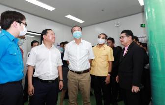 C.P Việt Nam sản xuất 8 triệu khẩu trang hỗ trợ khẩn cấp cho cộng đồng